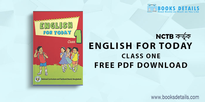 English for Today Class one free pdf download